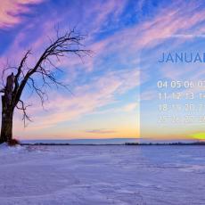 Kalenderblatt – Januar 2016
