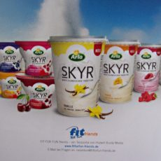 Arla Skyr Projekt by FIT FOR FUN friends