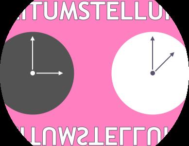 """Die ZEITUMSTELLUNG …oder """"Wer hat an der Uhr gedreht…?"""""""