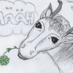 DoodlesToYou No 025 - Ziege