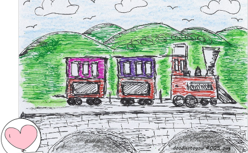 DoodlesToYou #005 Zug