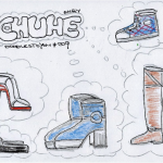DoodlesToYou No 009 - Schuhe