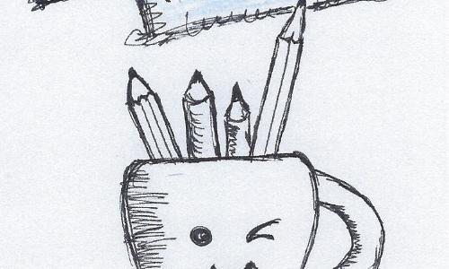 DoodlesToYou #012 Hobby