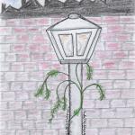 DoodlesToYou No 016 - Laterne