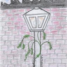 DoodlesTo #016 Laterne