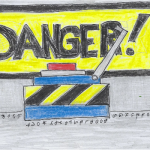 DoodlesToYou No 017 - Zerstörungsknopf