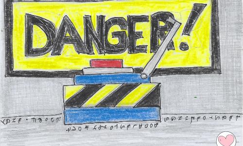 DoodlesToYou #017 Zerstörungsknopf