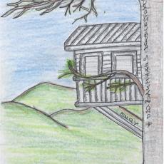DoodlesTouYou #020 Baumhaus