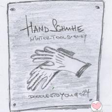 DoodlesToYou #024 Handschuhe