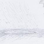 DoodlesToYou No 027 - Pfütze