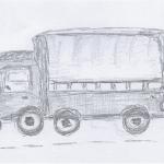 DoodlesToYou No 029 - LKW