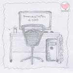 DoodlesToYou No 030 - Computer