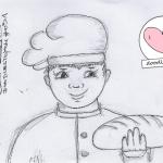 DoodlesToYou No 031 - Bäcker