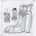 DoodlesToYou No 032 - HighHeels