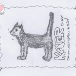 DoodlesToYou No 034 - Kater