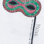 DoodlesToYou No 035 - Maske