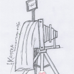 DoodlesToYou No 036 - Kamera