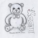 DoodlesToYou No 59 - Teddy